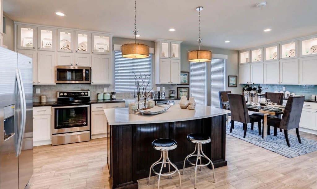 custom homes kitchen interior 1024x612